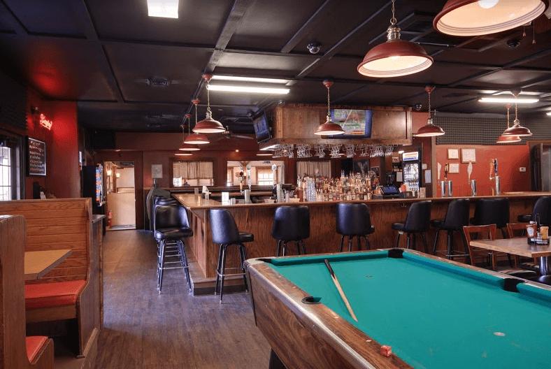 Bullpen Bar